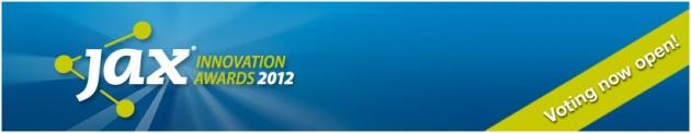 JAX Innovation Awards 2012