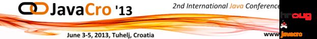 JavaCro '13 - banner en