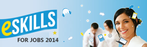 e-Skill for Jobs 2014 header