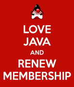 love-java-and-renew-membership