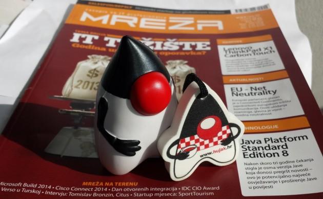 Mreža - Java 8 naslovnica