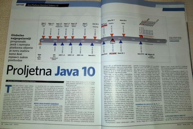 Proljetna Java 10